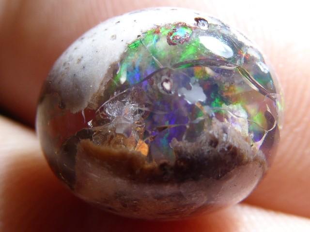 5.5ct. Mexican Matrix Opal Landscape Cantera