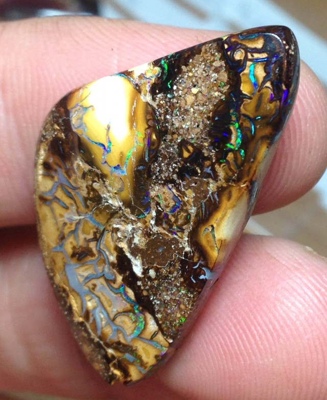 BARGAIN BUY IT NOW Boulder Opal Picture Stone AC72 33.5cts