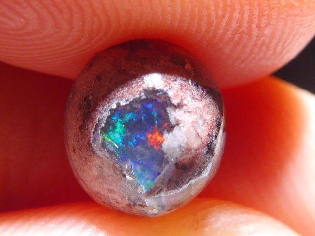 2Cts Mexican Matrix Opal Landscape Cantera