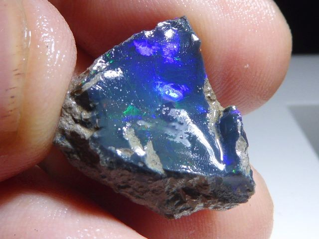 18cts. Rough Opal Specimen Ethiopian Estayish Mine