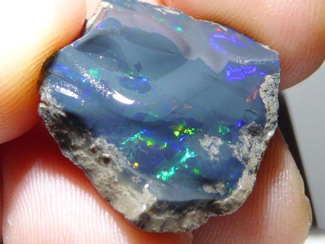 26cts. Rough Opal Specimen Ethiopian Estayish Mine