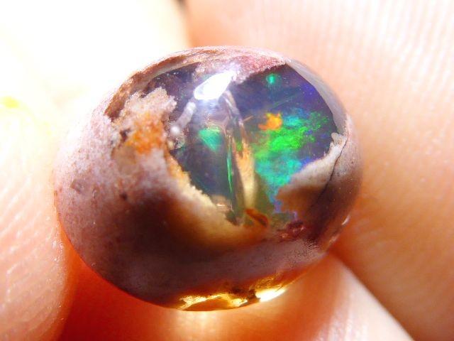 2ct. Mexican Matrix Opal Landscape Cantera