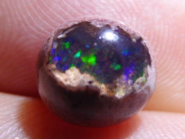 2.5ct Mexican Matrix Opal Landscape Cantera