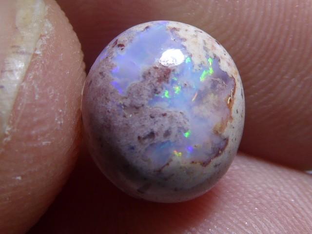 3.5Cts. Mexican Matrix Opal Landscape Cantera Wire Wrap Ready