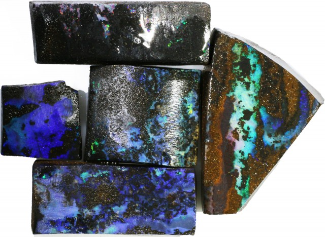 189.20 CTS BOULDER OPAL ROUGH  PARCEL - [BY4688]