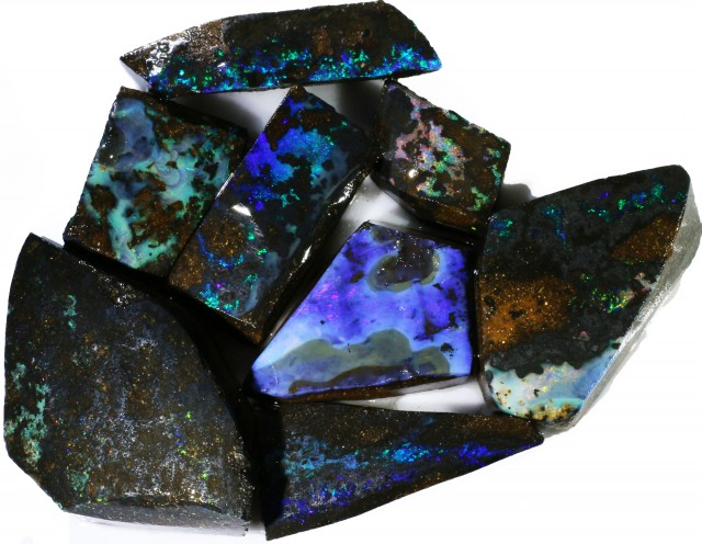 241.05 CTS BOULDER OPAL ROUGH  PARCEL - [BY4704]