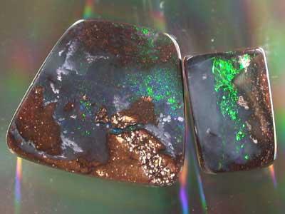 Parcel Boulder Opals 5.7 Carats OT25