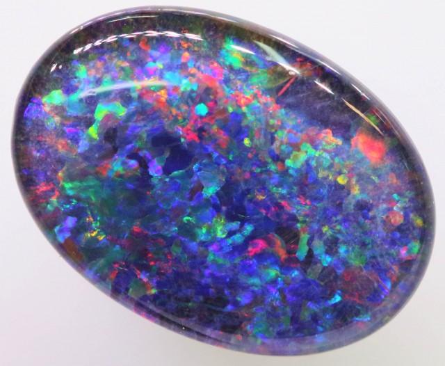 3.45 Cts Gem Australian Triplet Opal BU2405