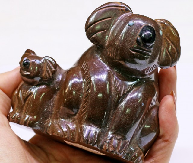 3140 Cts Cute Australian koala   BU 2461