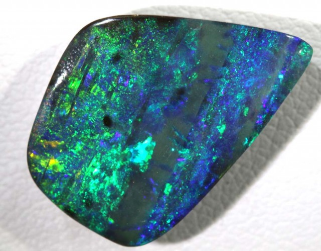10.40 CTS QUALITY  BOULDER OPAL POLISHED STONE INV-336  GC