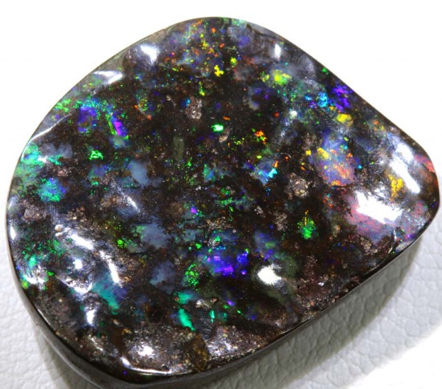 16.85 CTS QUALITY  BOULDER OPAL POLISHED STONE INV-342  GC