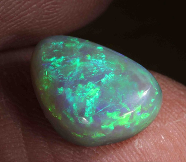 5.65 CTS  BLACK OPAL FROM LR -  604840