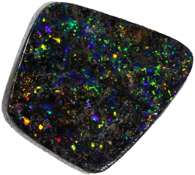 32.60 CTS BOULDER OPAL FROM WINTON  [Q2420]