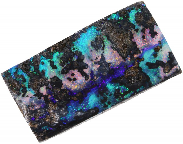 27.10 CTS BOULDER OPAL FROM WINTON  [Q2422]