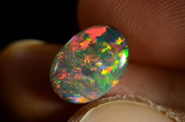 com gemstone white of gems opals australian black opal queen