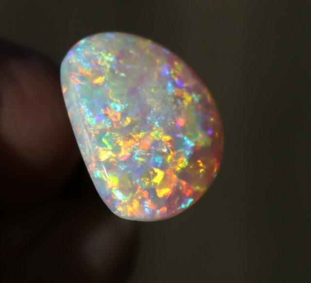 STUNNING 7.5 Ct RAINBOW Gem Crystal REDS