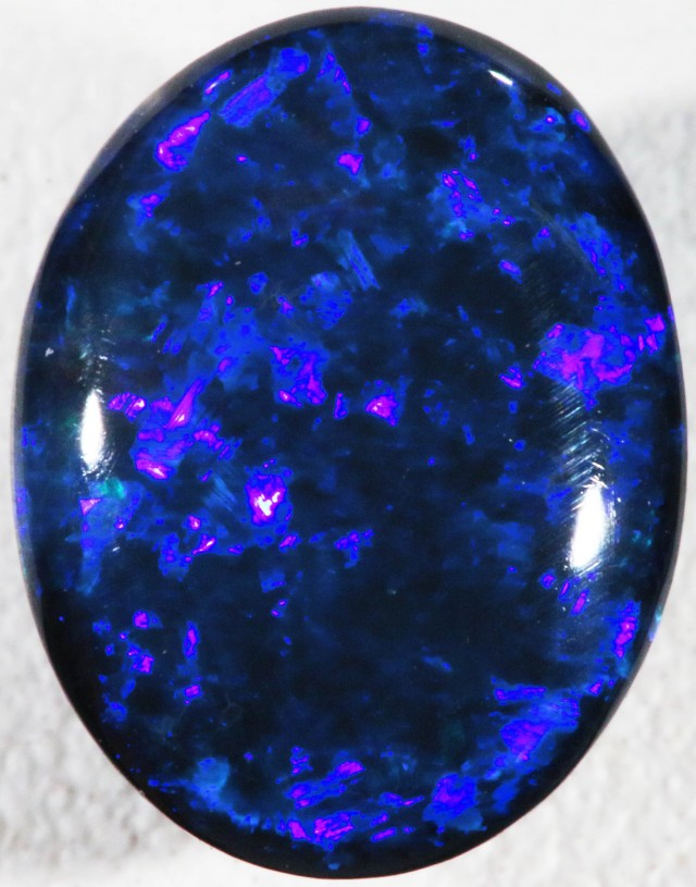 3.2 CTS BLACK  OPAL - LIGHTNING RIDGE- [SO7337]