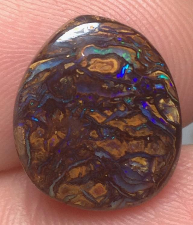 10.5cts Boulder Opal Stone AC711