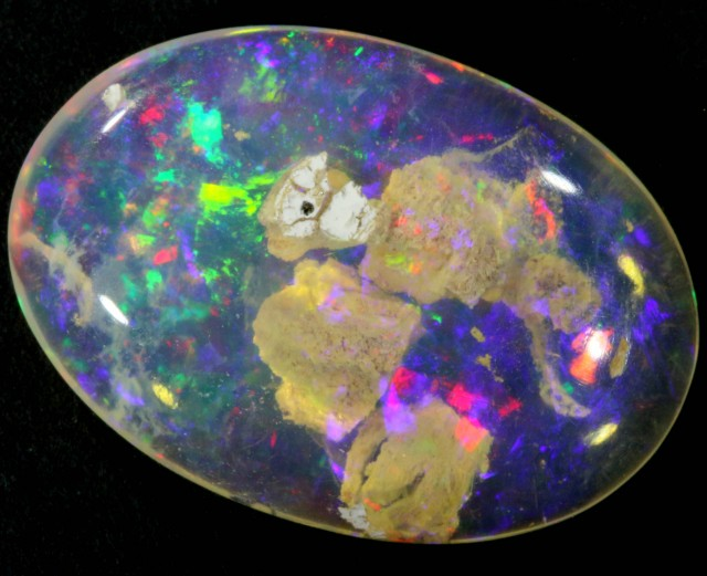 3.7 Cts Crystal opal Lightning Ridge  for collector PPP480