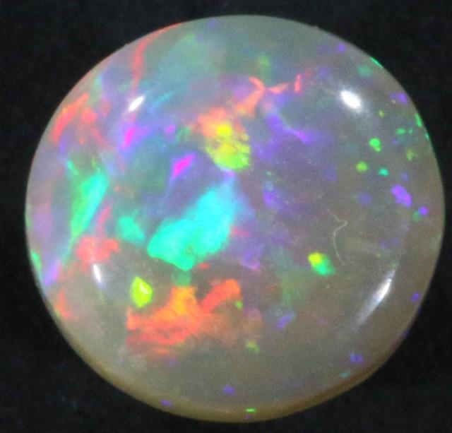 1 Cts Gem Crystal opal Lightning Ridge PPP481