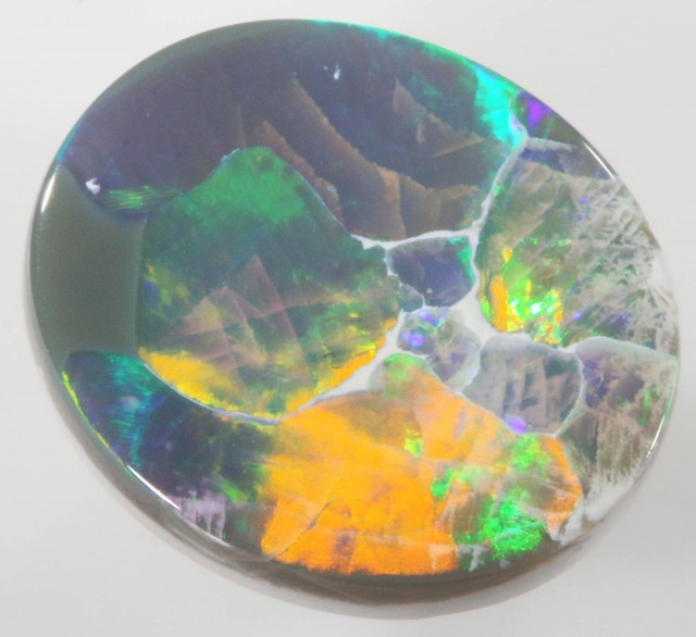 2.85 Cts Collectors unique opal Lightning Ridge PPP484