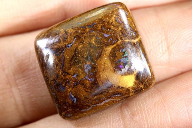 43 CTS YOWAH OPAL POLISHED STONE PARCEL ADO-3960