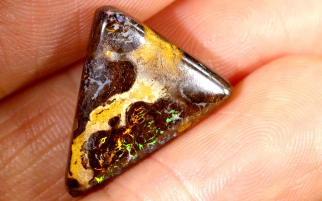 36 CTS YOWAH OPAL POLISHED STONE PARCEL ADO-3986