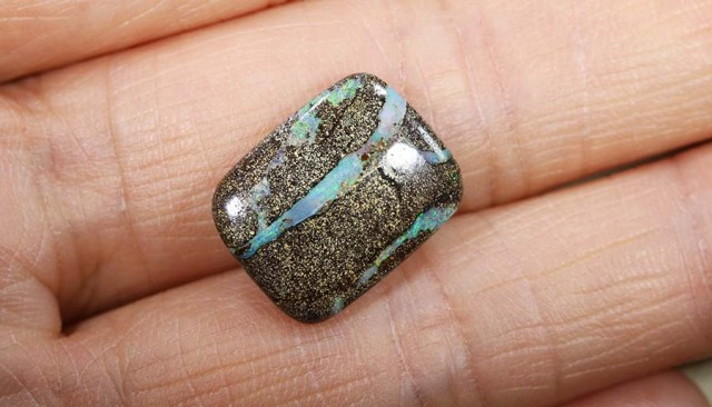 34 CTS YOWAH OPAL POLISHED STONE PARCEL ADO-4052