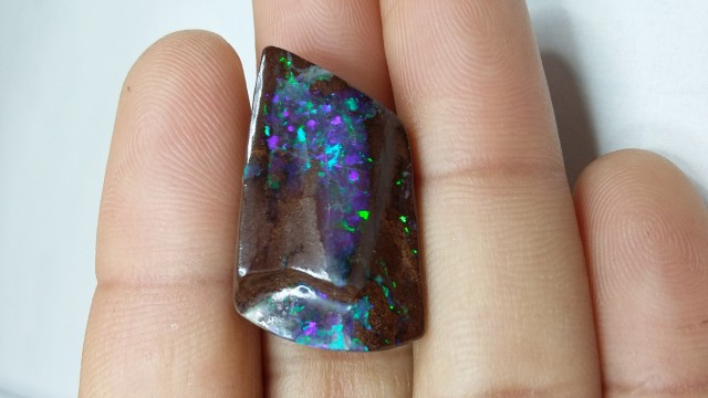 33.40 CT QUEENSLAND  BOULDER OPAL   SS05
