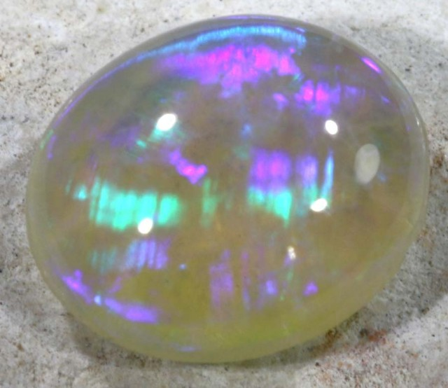 N-7  0.85CTS SOLID OPAL STONE  TBO-5307