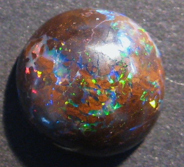 25.2ct Australian Queensland Boulder Opal Solid, ready to be set