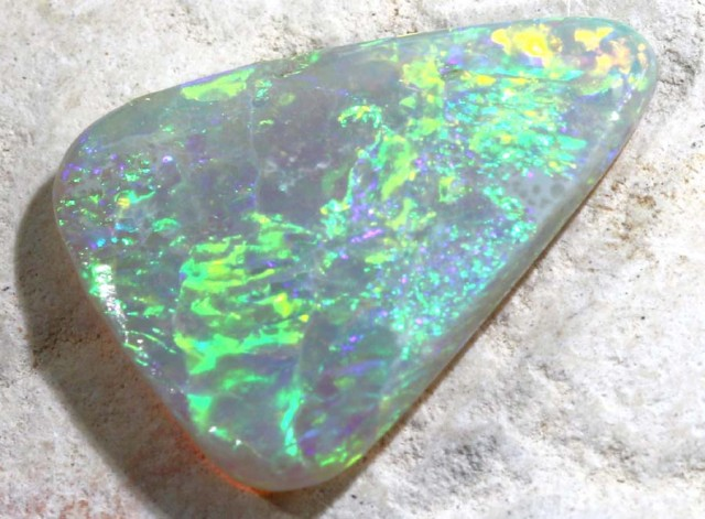 N-6 1.5 CTS SOLID OPAL STONE  TBO-5344