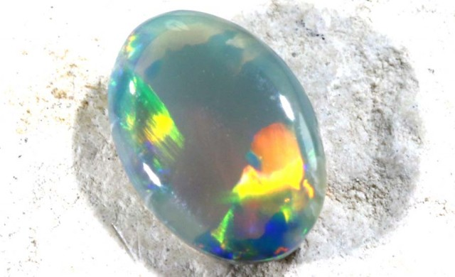 N-5 0.6 CTS SOLID OPAL STONE  TBO-5357