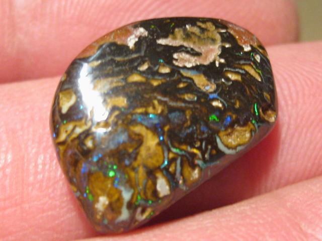 OpalWeb - Boulder Opals from Yowah - 17.15Cts -