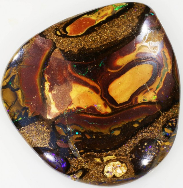71 Cts Boulder Yowah Opal CF 633