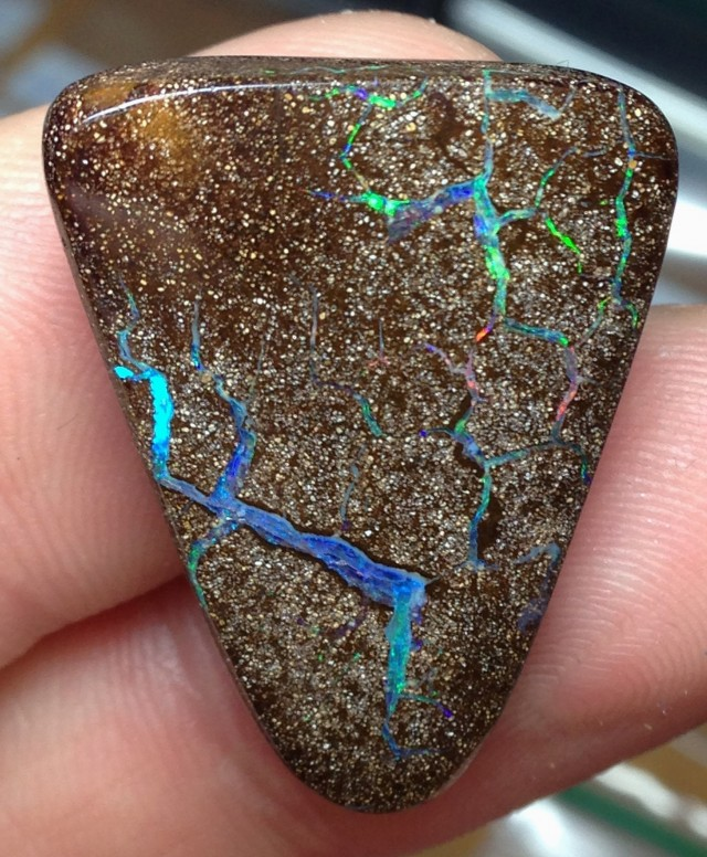40cts Koroit Boulder Opal Picture Stone AC928