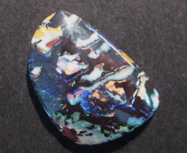 23.2ct Australian Queensland Boulder Opal Solid