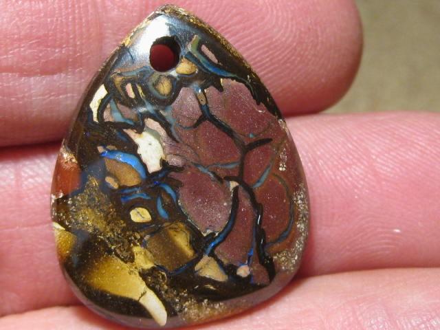 OpalWeb - Boulder Opals from Yowah - 38.4Cts -
