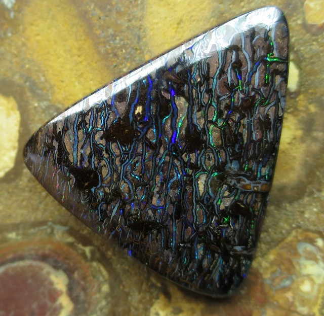 "48cts.""BOULDER MATRIX OPAL~TOP STONE"""
