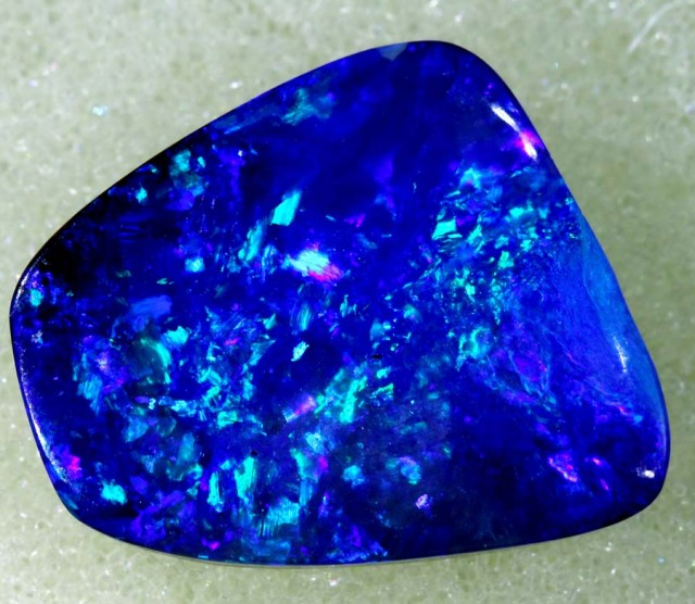 13.15 CTS QUALITY  BOULDER OPAL POLISHED STONE INV-420  GC