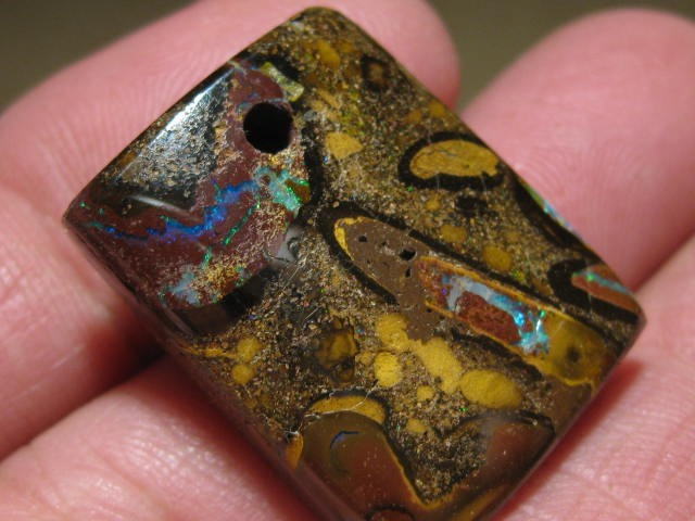 YowahOpals*52.6Cts - Matrix Opal, Direct from the Miner
