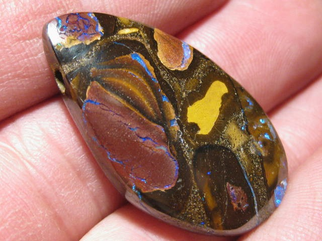 YowahOpals*46.6Cts - Matrix Opal, Direct from the Miner