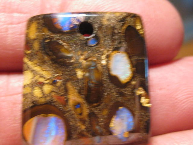 YowahOpals*40.4Cts - Matrix Opal, Direct from the Miner