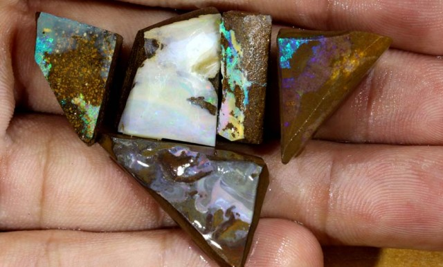 70 CTS BOULDER OPAL ROUGH DT-7254