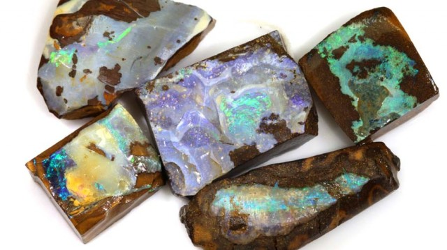 64 CTS BOULDER OPAL ROUGH DT-7274