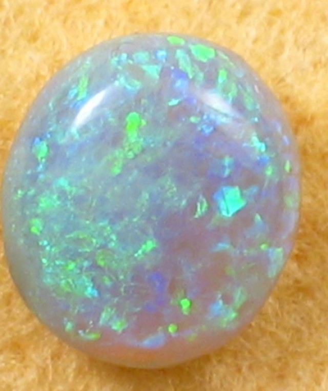 Solid Dark  Opal (98) from Lightning Rodge