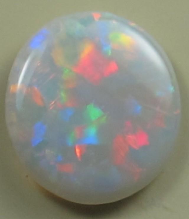 Light Solid Opal (148) from Lightning Ridge, 1.9 ct.