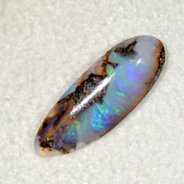 1.38cts Boulder Opal - Winton - Bright Face (R2703)