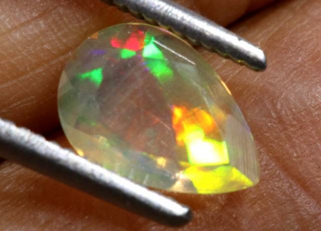 .6 CTS ETHIOPIAN WELO FACETED STONE FOB-917
