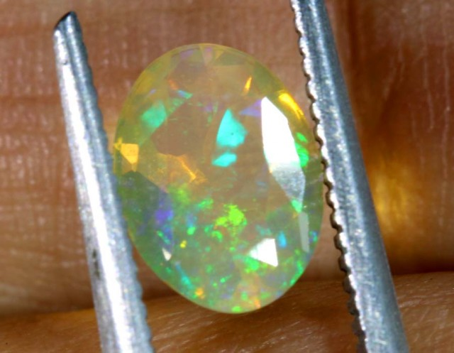 .6 CTS ETHIOPIAN WELO FACETED STONE FOB-948